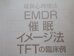 EMDR・催眠・イメージ法・TFTの臨床例