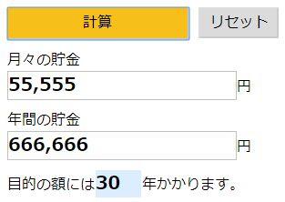 老後の資金2000万円